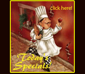 Restaurant Daily Specials in Vancouver WA
